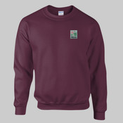 Anglemog Men's Dry Blend Crew neck sweatshirt